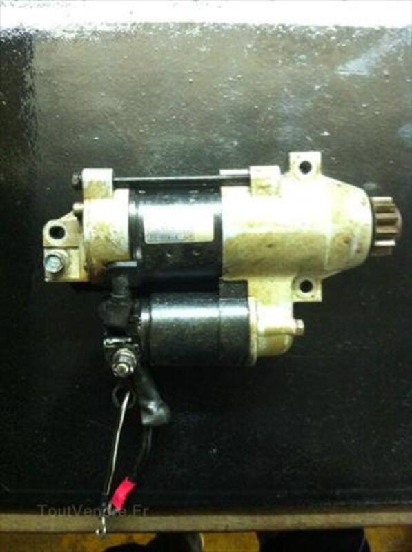 Démarreur pour moteur Yamaha 100 cv 4 tps 66148207