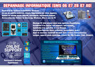 Dépannage Informatique PC
