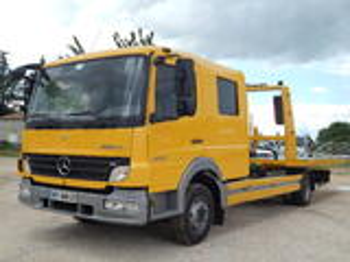 Depanneuse Mercedes Atego G1018