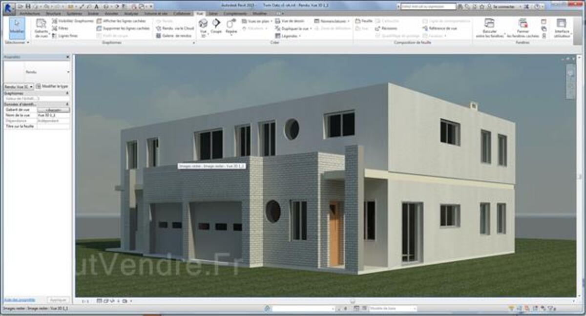 Dépôt de permis de construire pour bâtiment jusqu'à 300m2 91354743
