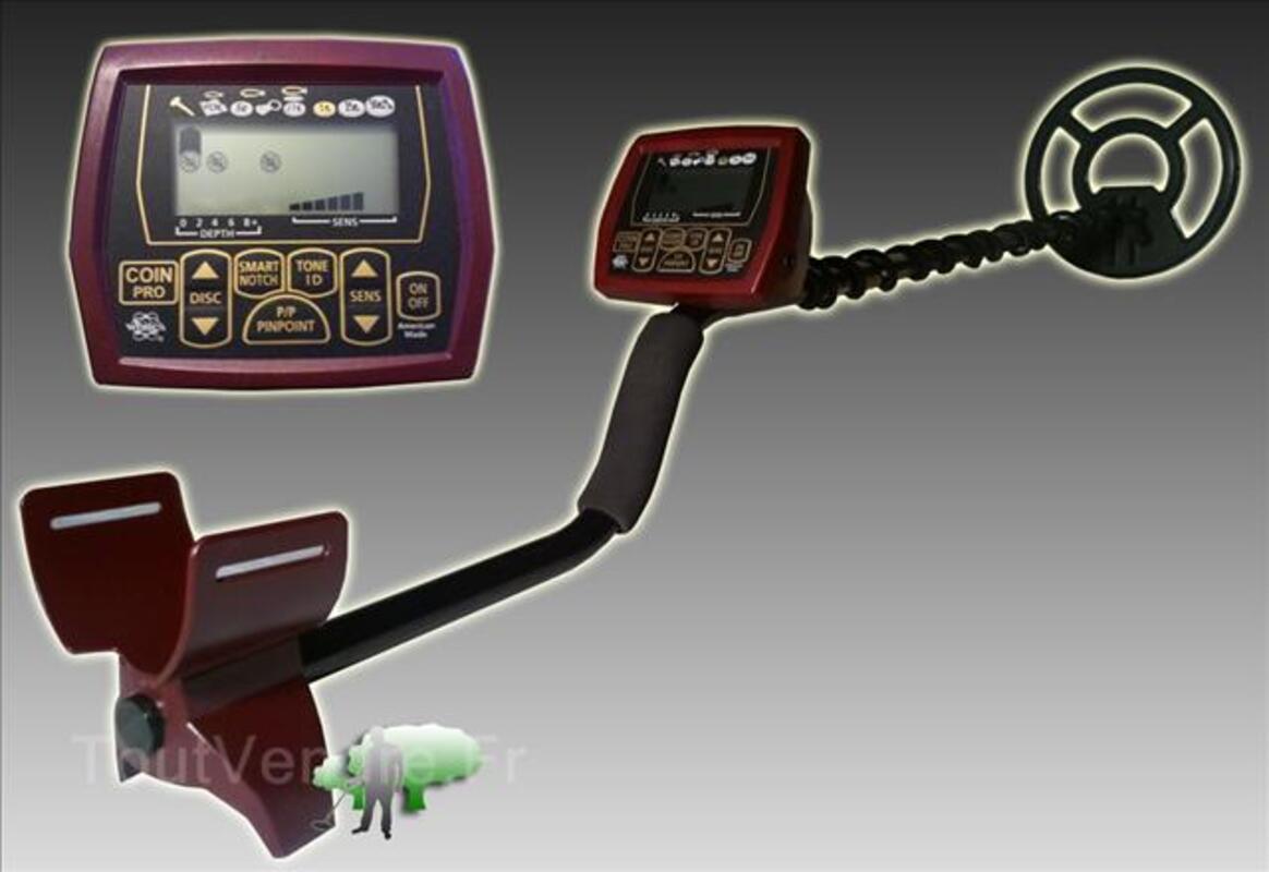 Détecteur de métaux WHITE'S Coinmaster PRO 51535863
