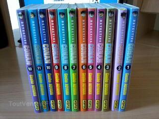 Détective Conan tome 1 à 11 + 13