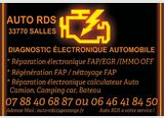 Diagnostic,Reprog,Dépannage automobile