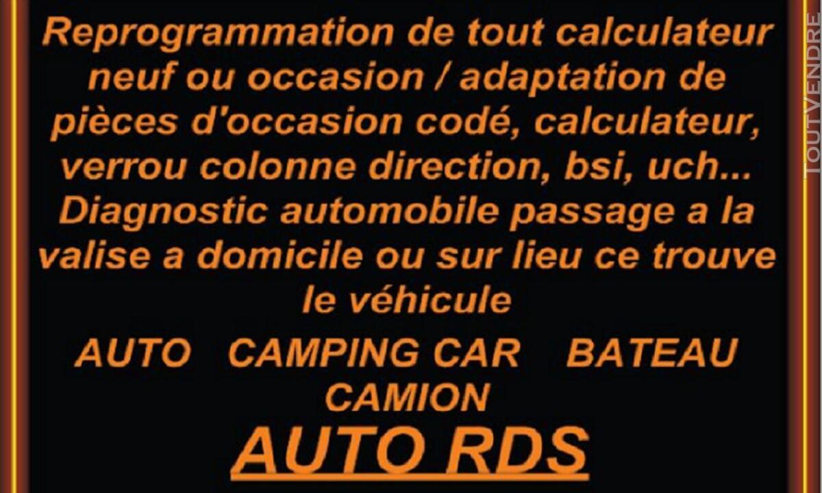 Diagnostic,Reprog,Dépannage automobile 168894856