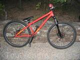 DIRT Commencal Absolut Max Max CRMO