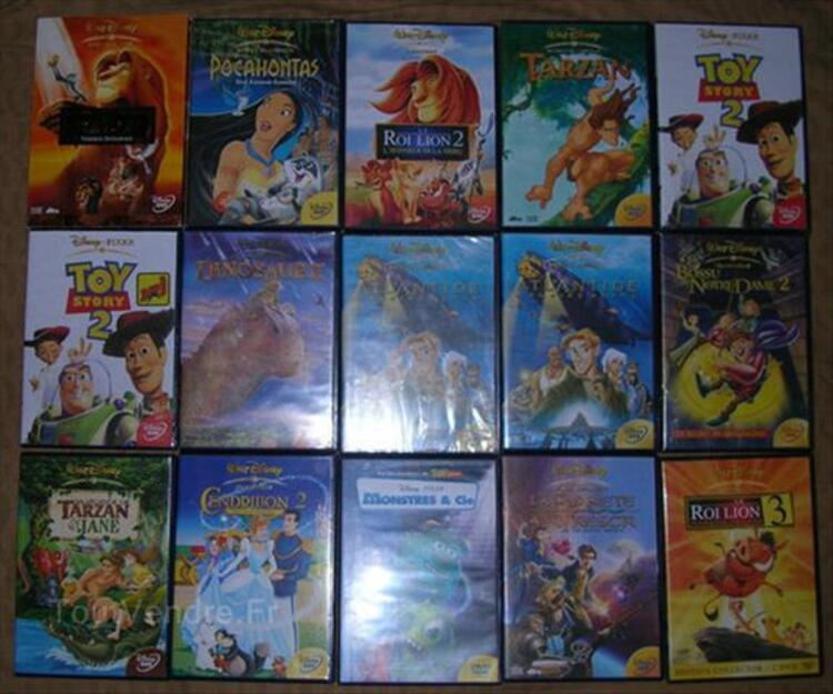 Disney Dvd Simple ou Collector 87352538