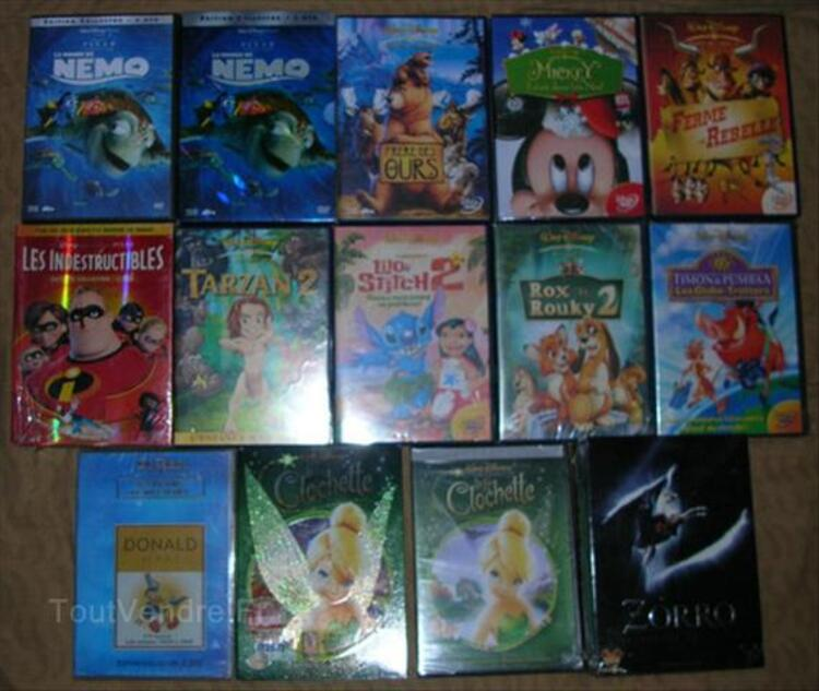 Disney Dvd Simple ou Collector 87352539