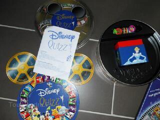 Disney Quizz et trivial pursuit Disney