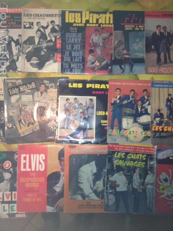 Disques vinyls  classiques , jazz , rock , français , techno 119076444