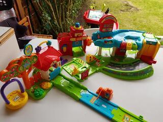 Divers jouets enfant