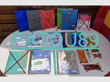 Divers lots fournitures scolaires