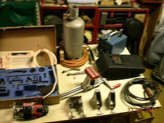 Divers outils pour bricoleur