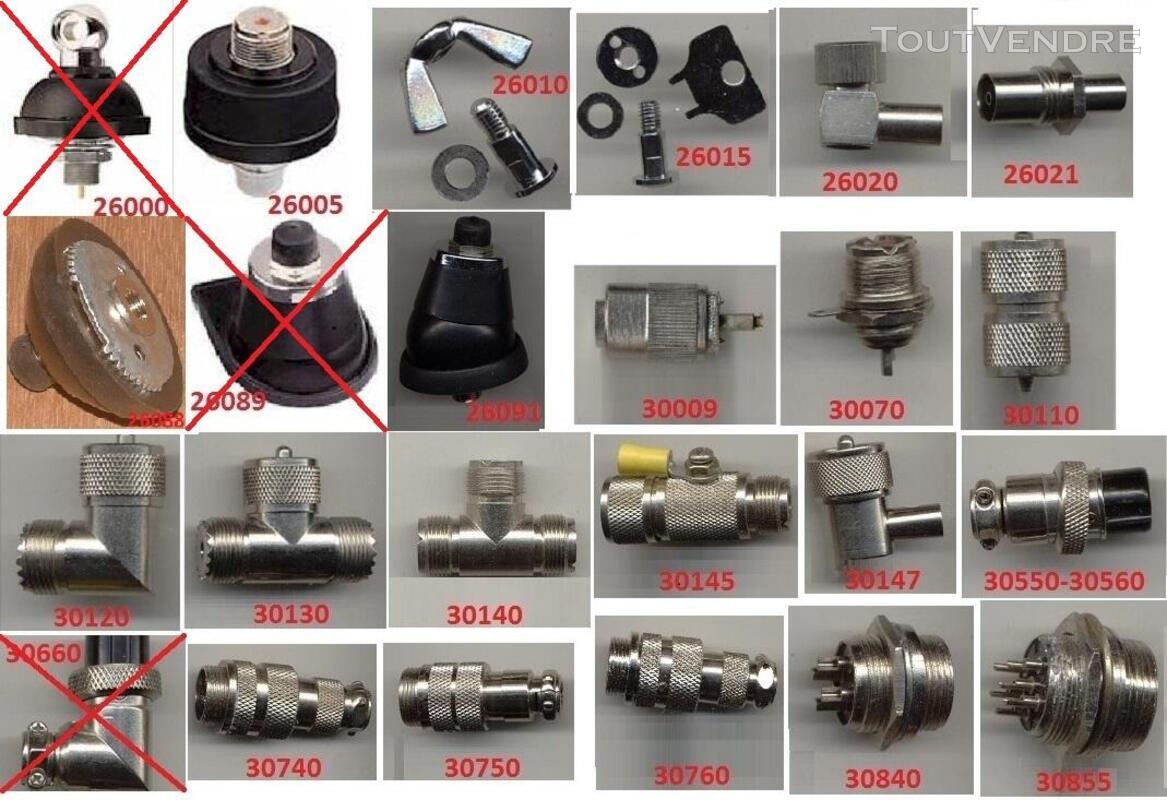 Divers prises et accessoires CIBI neuve 704736415