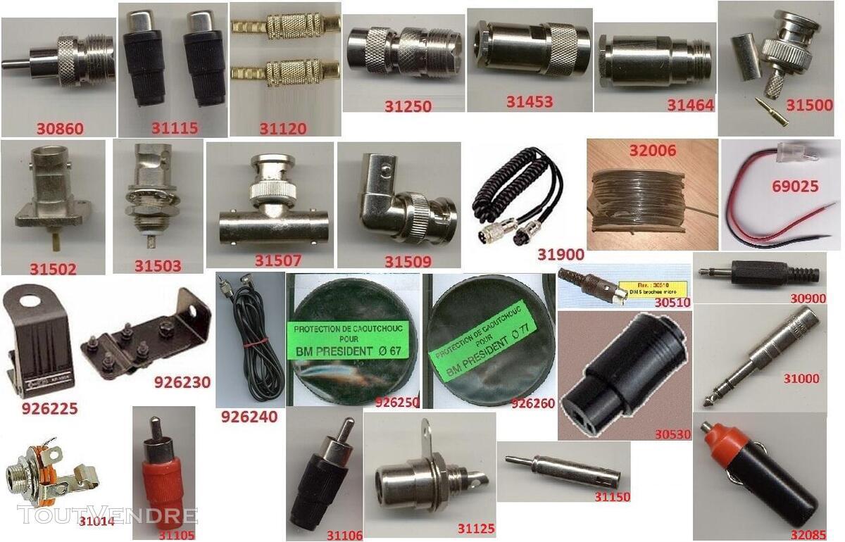 Divers prises et accessoires CIBI neuve 704736472