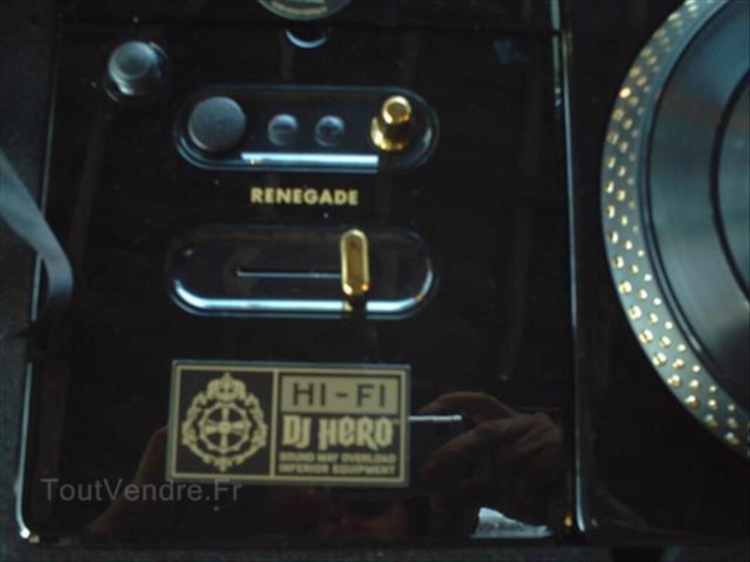 DJ  héros  wii 89172566