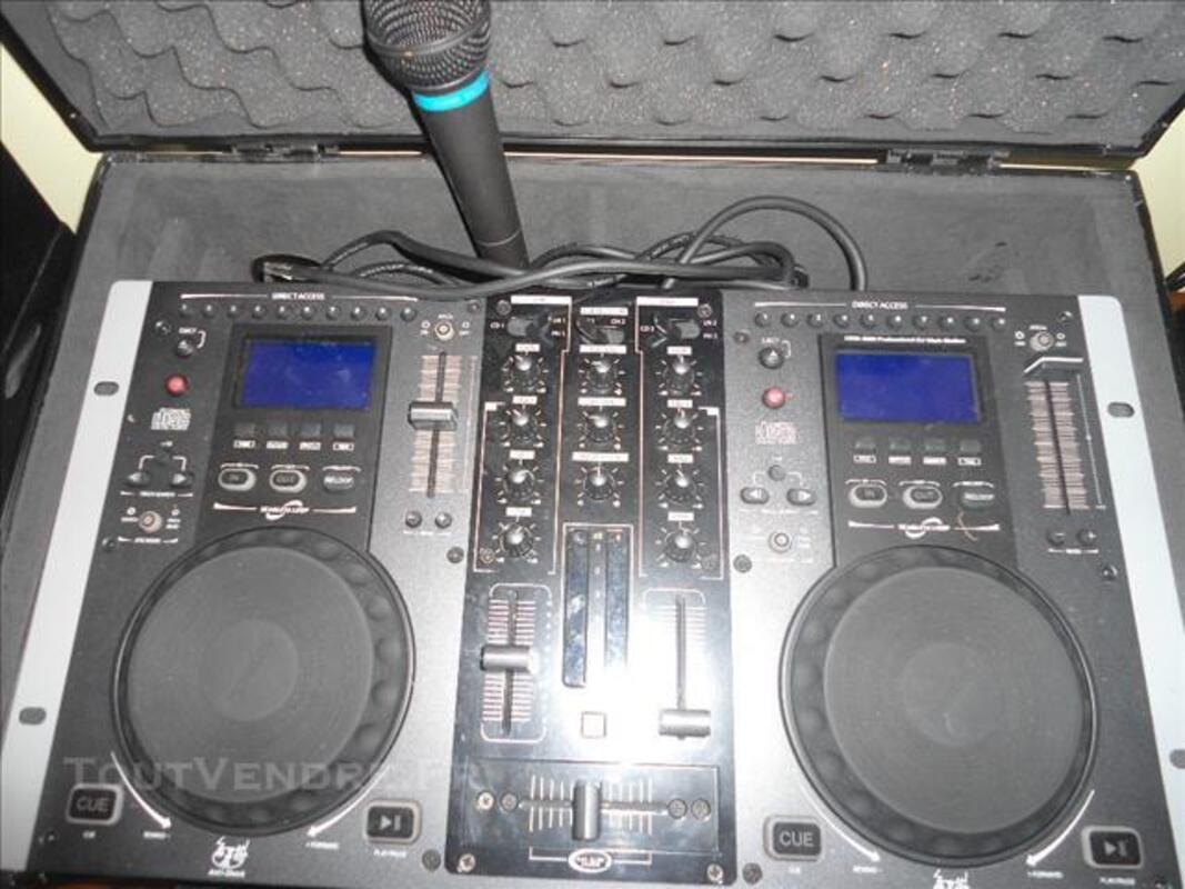 DJ STATION GEMINI CDM 3600 82671873
