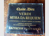 Double CD Messa Da Requiem 1874 G. VERDI