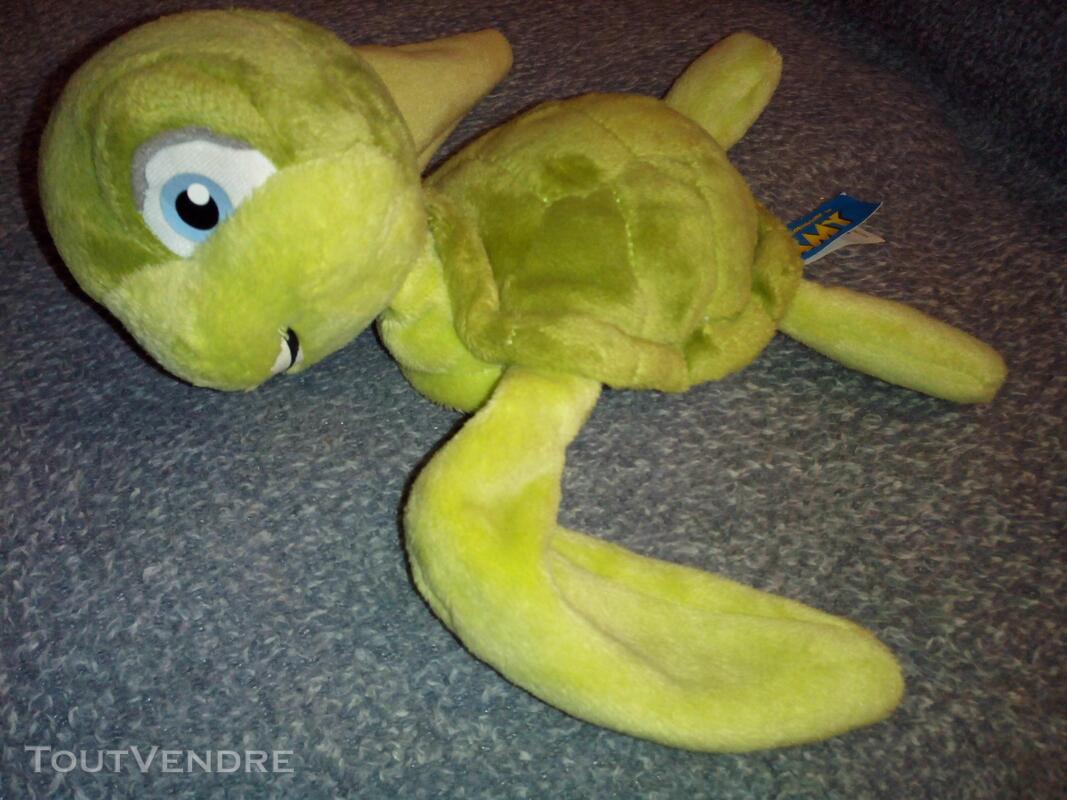 Doudou Peluche SAMY la tortue comme NEUF 623993133