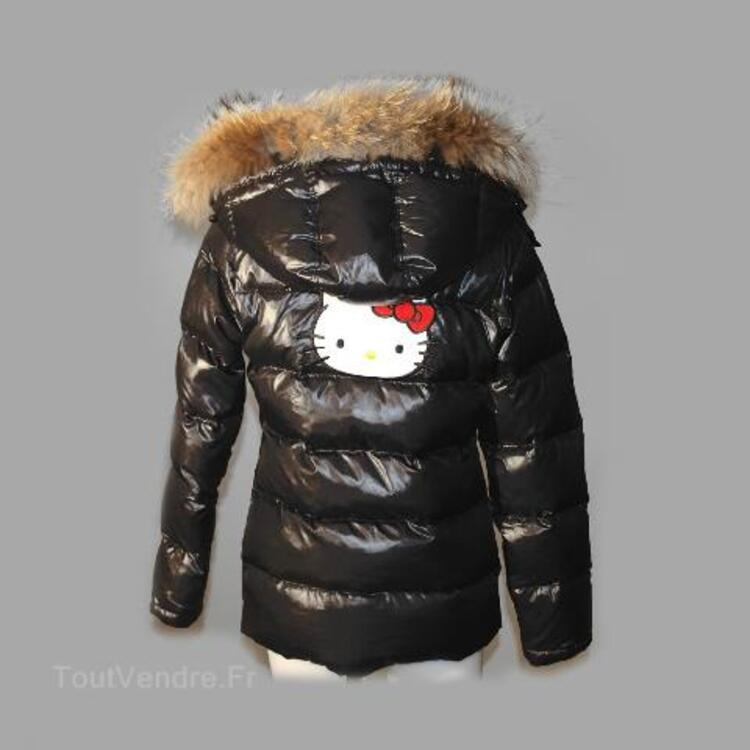 DOUDOUNE MARRON HELLO KITTY BY VICTORIA COUTURE 97130084