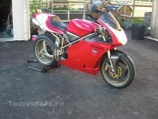 Ducati 916 superbike de piste echange possible