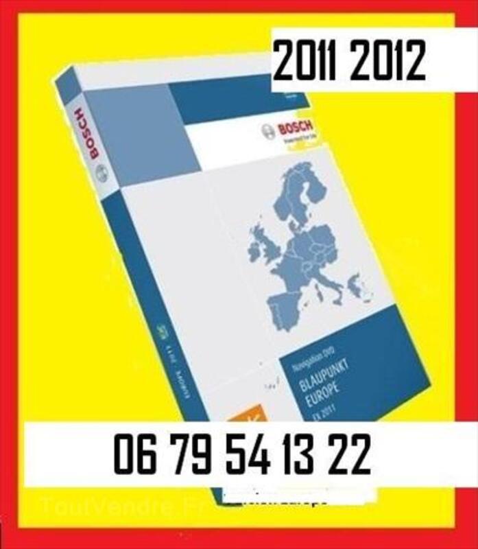 DVD CD GPS Volkswagen RN S2 MFD MFD2 2011 2012 V9 original 54061470