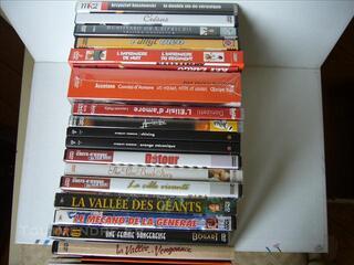 DVD classiques et autres