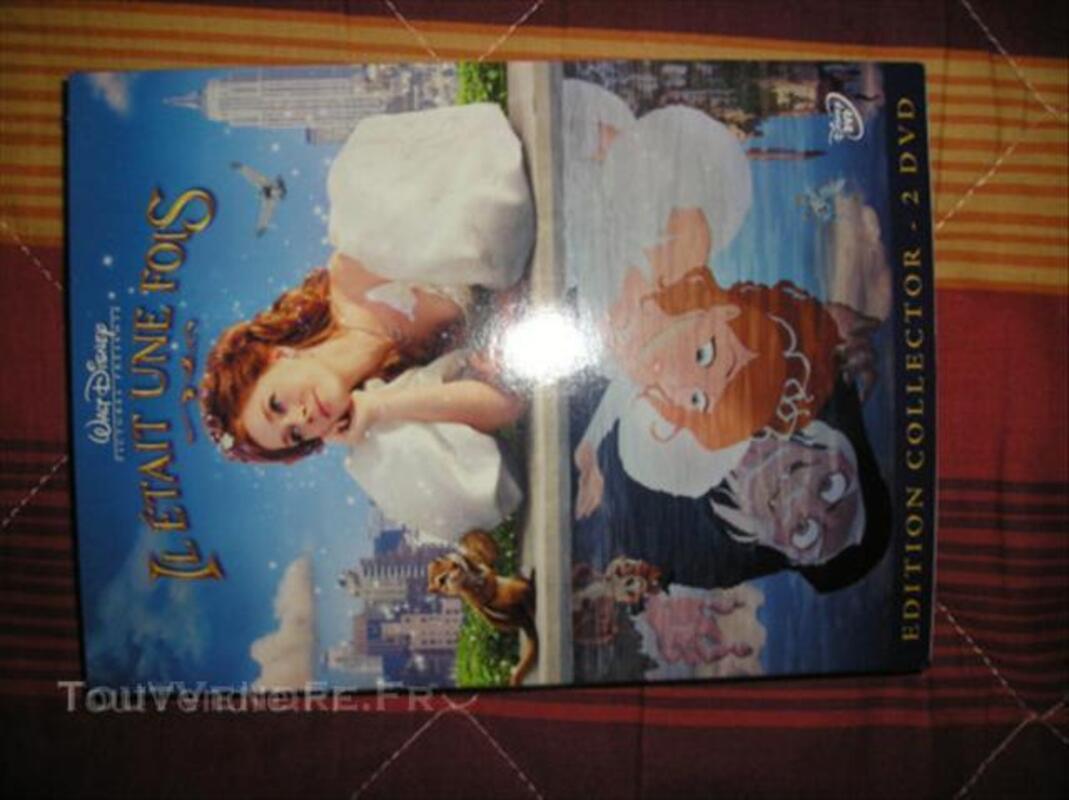 """DVD Collector Disney """"Il était une fois"""" 45000669"""