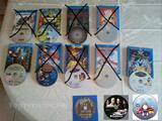 DVD Disney et autres...