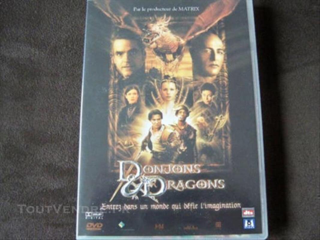 DVD DONJONS ET DRAGONS avec J.IRONS 83873050