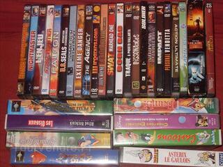 DVD enfant : Disney, Dreamworks et autres