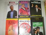 DVD ET CASSETTES VIDEOS FILMS VARIES ET SPECTACLES COMI
