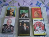DVD ET CASSETTES VIDEOS