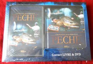 DVD + Livre Encyclopédie de la pêche de A à Z