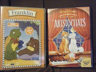 """DVD original """"Franklin, une nouvelle amitié"""""""