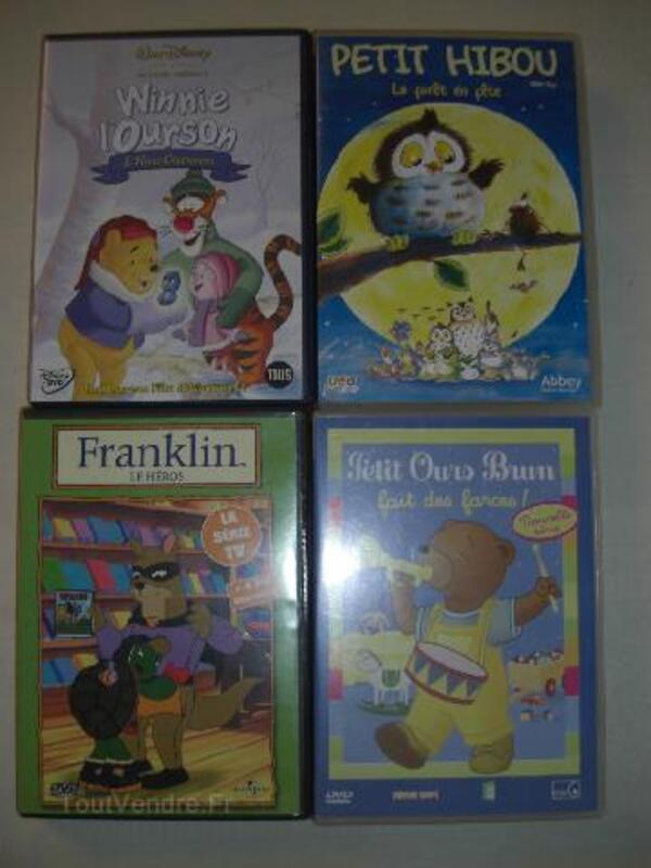 DVD POUR ENFANTS OGGY OUI-OUI AGLAE&SIDONIE JAYJAY... 92928264