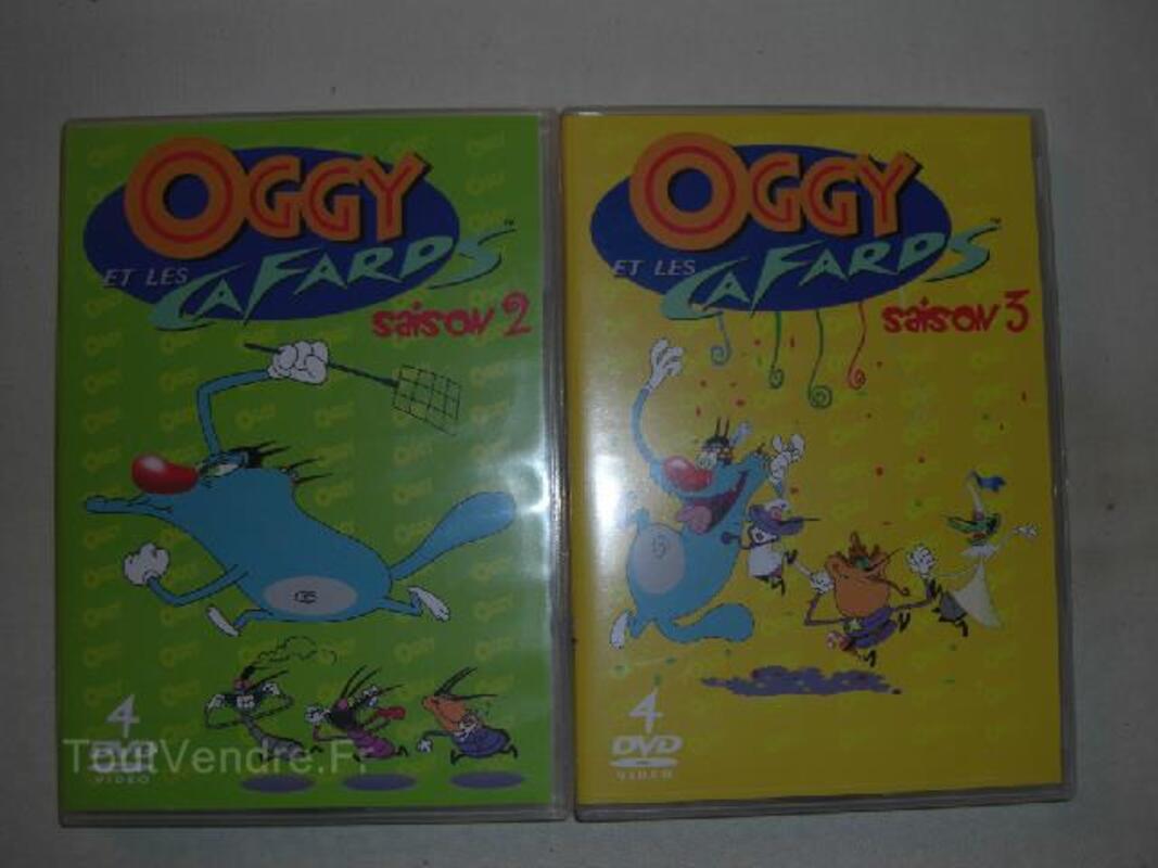 DVD POUR ENFANTS OGGY OUI-OUI AGLAE&SIDONIE JAYJAY... 92928265