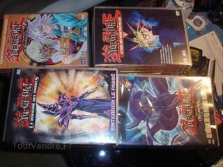 DVD YU-GI-OH SAISON 1 ET 2