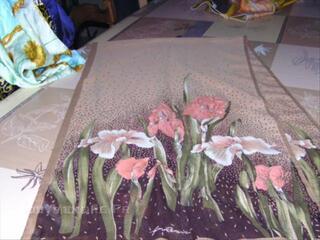 Echarpe ou foulard de marque Gim Renoir - beige