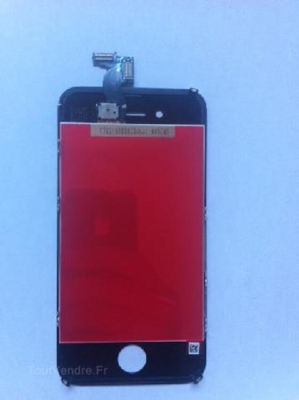 Écran complet original noir iphone 4  garantie 6 mois 103117038