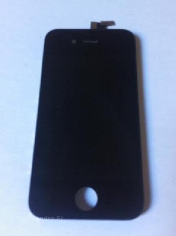 Écran complet original noir iphone 4  garantie 6 mois 103117039