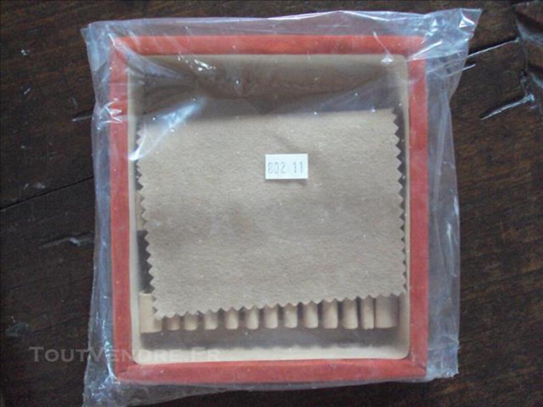 Écrin de rangement pour 12 petites cuillères 80814884