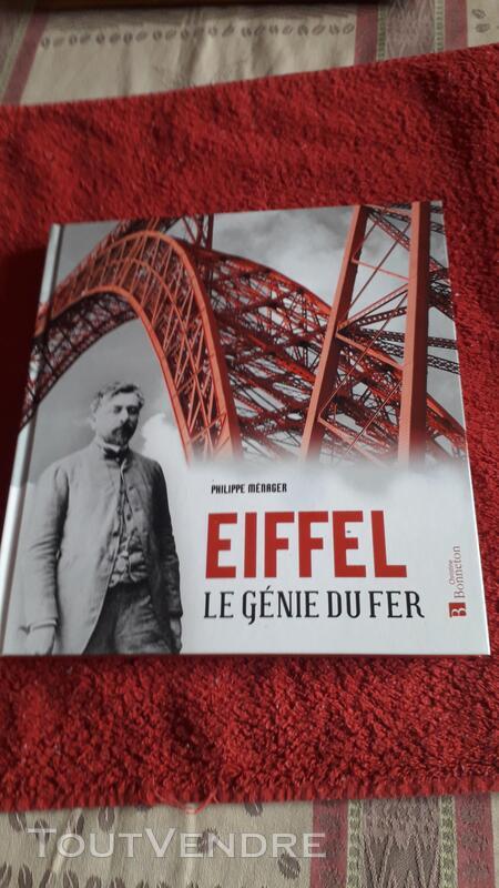 EIFFEL LE GÉNIE DU FER            701 654028741