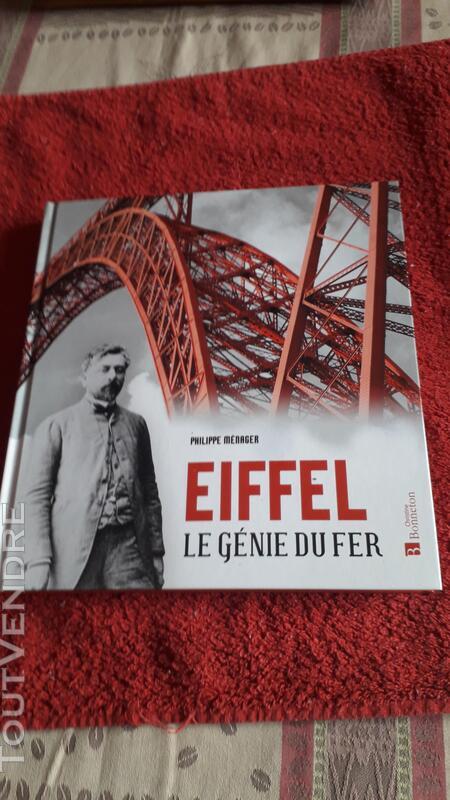 EIFFEL LE GÉNIE DU FER            701 654028756