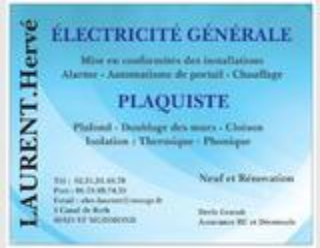 Electricité générale Neuf et Rénovation