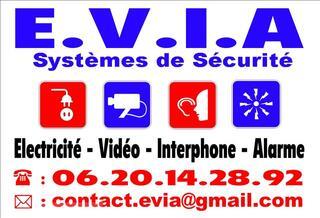 Electricité - Vidéo - Interphone - Alarme