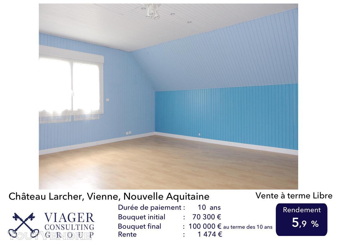 Elégante maison de caractère de 280 m2 proche de Vivonne 211432652