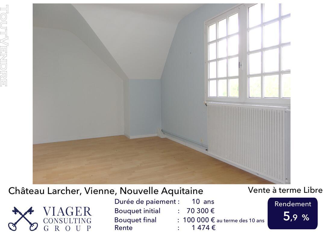 Elégante maison de caractère de 280 m2 proche de Vivonne 211433027