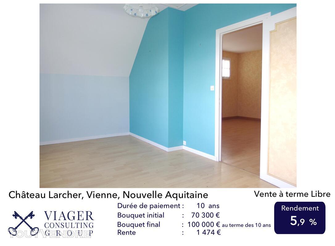 Elégante maison de caractère de 280 m2 proche de Vivonne 211433552