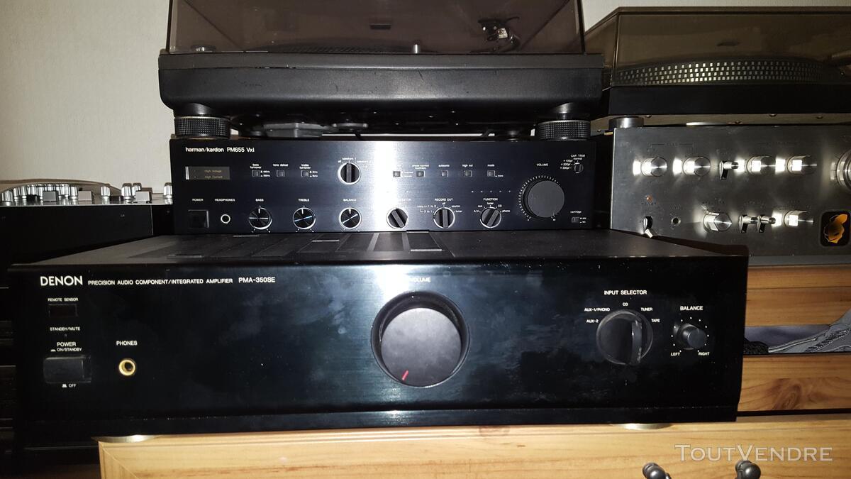 Eléments Hi-Fi vintage haut de gamme 697827314