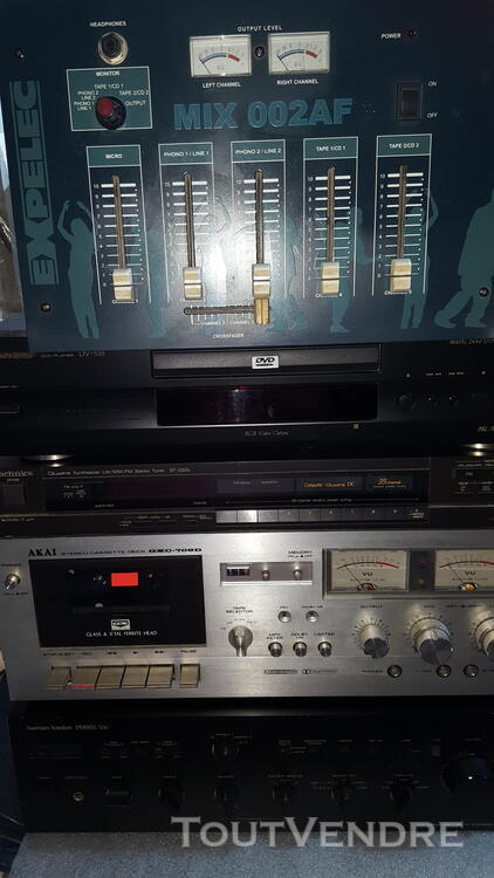 Eléments Hi-Fi vintage haut de gamme 697827326